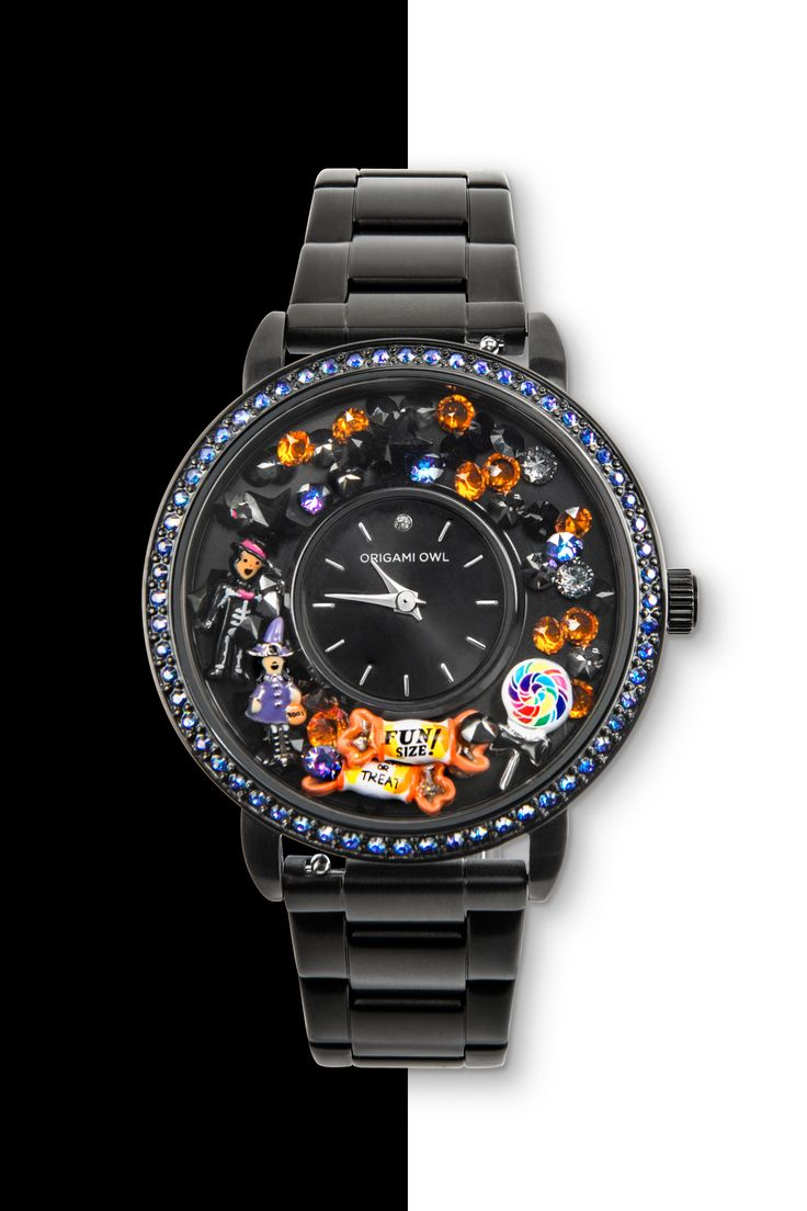 2991 best origami owl ideas images on pinterest origami owl owl have a spook tacular halloween with our black signature living locket watch with swarovski crystals origami owl charmsorigami owl jewelryorigami jeuxipadfo Gallery