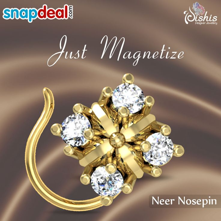 22 best Nosepins Dishis Designer Jewellery images on Pinterest