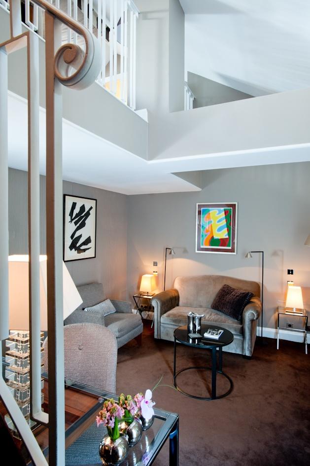 #suite #hotel #salon #malesherbes