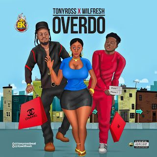 """MUSIC : TONY ROSS FT WILFESH - OVER DO   Whatsapp / Call 2349034421467 or 2348063807769 For Lovablevibes Music Promotion   After producing massive hit songs for Cynthia Morgan and other artistes across Africa Tony Ross aka kING Ross is out with another smash hit track titled """"Over Do"""" Featuring singer and guitarist Wilfresh under his independent inprint Blaze Kingdom and is set to release a new Ep before the end of 2016.DOWNLOAD NOW  MUSIC"""