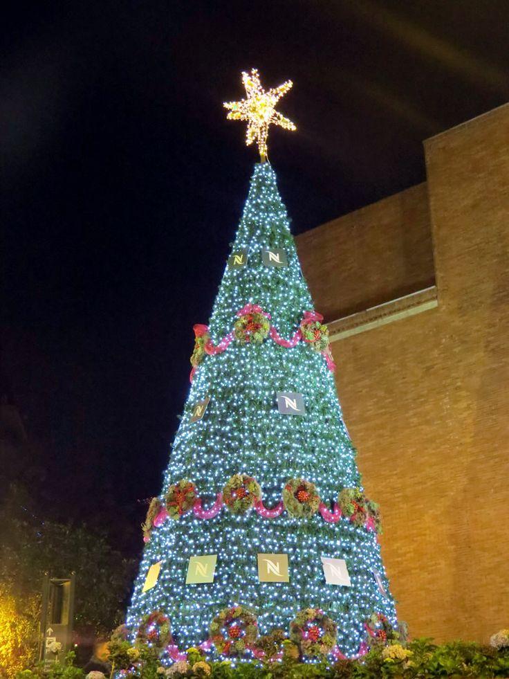 21. Árbol de Navidad Centro Comercial Andino cerca del Hotel Andino Royal