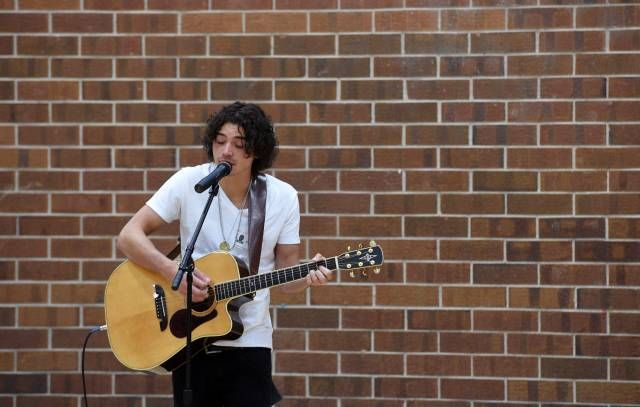 'America's Got Talent' star Miguel Dakota comes home to alma mater a winner Gallery