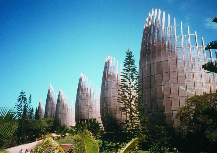 Renzo Piano - Jean Marie Tjibaou Cultural Centre