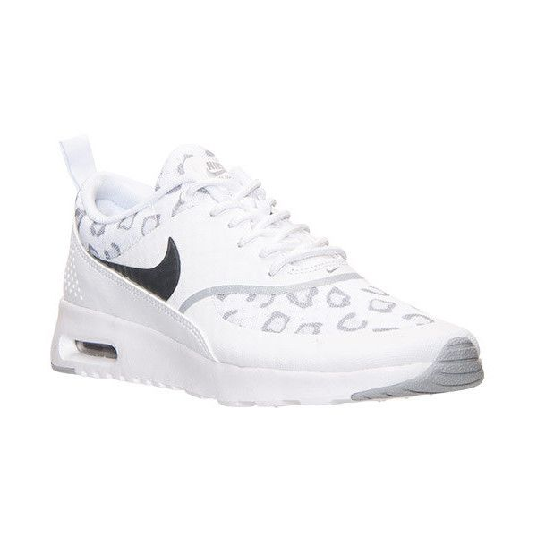 Women's Nike Air Max Thea Print Running Shoes ($100) ❤ liked on Polyvore
