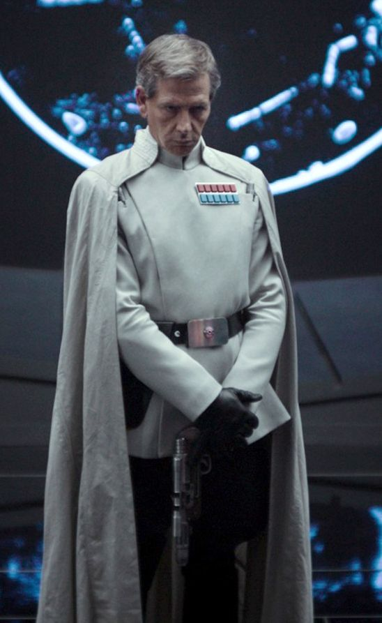 Star Wars Rogue One - Director Krennic (Ben Mendelsohn)