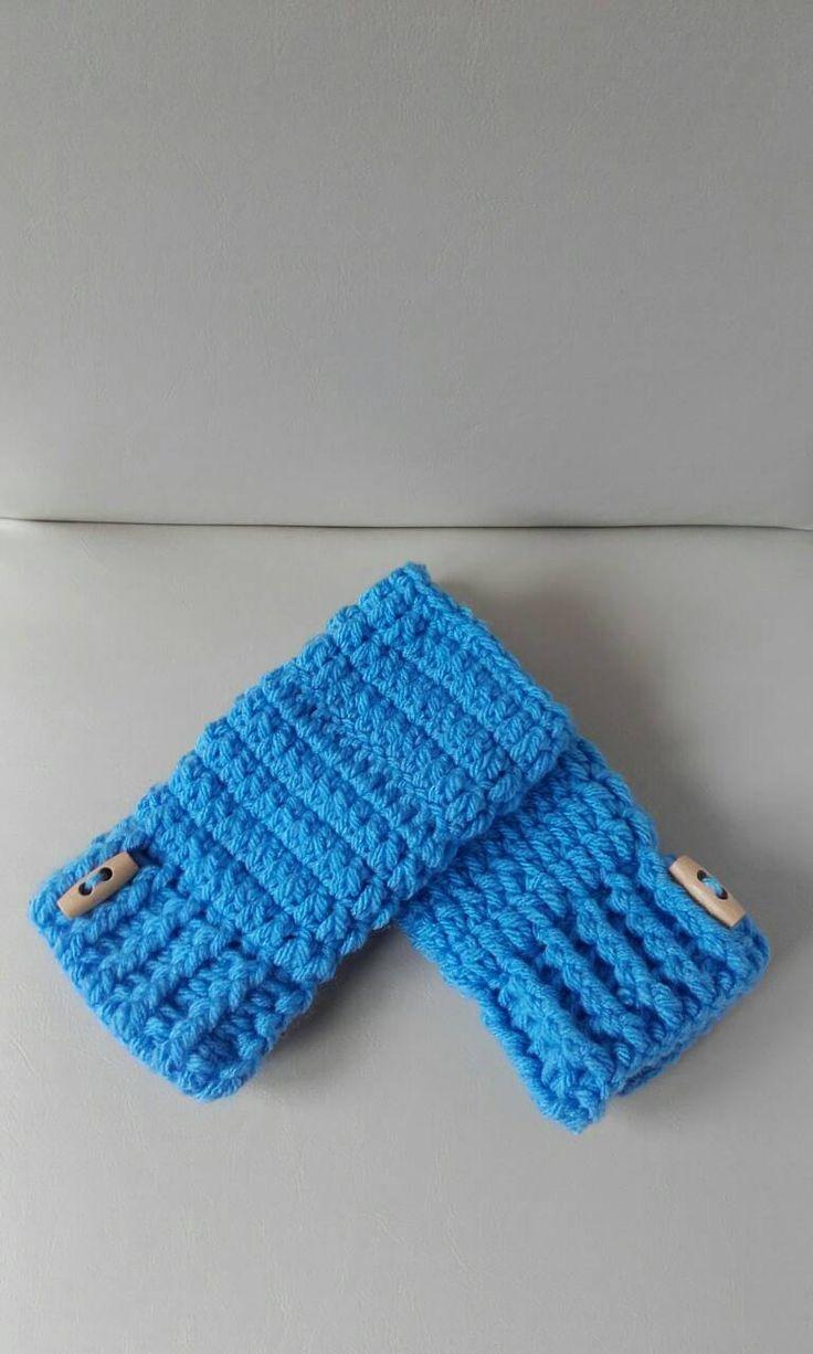 Ladies fingerless gloves, crochet gloves, winter gloves, fingerless gloves, ladies gloves, hand warmers,ready to ship by crochetfifi on Etsy