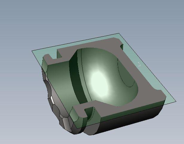 Egg design.Titanium piston.
