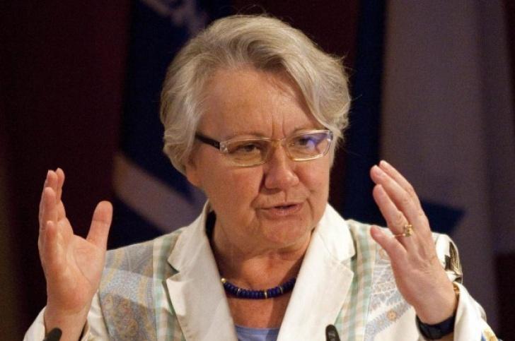 Annette Schavan resigns over plagiarism row