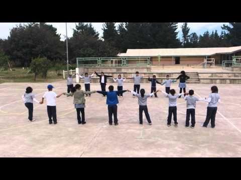 Educación Física Calentamiento Y Juegos De Equipo