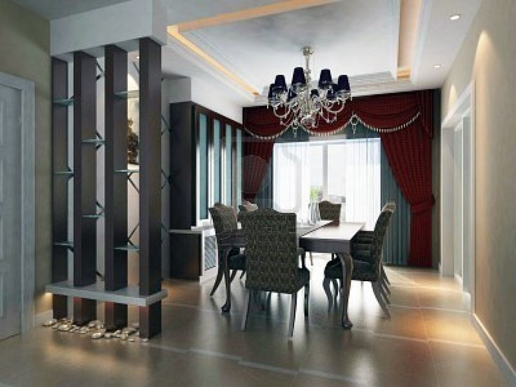 Breaking Bread In Beauty: Creative Contemporary Dining Room Furniture Ideas Part 35