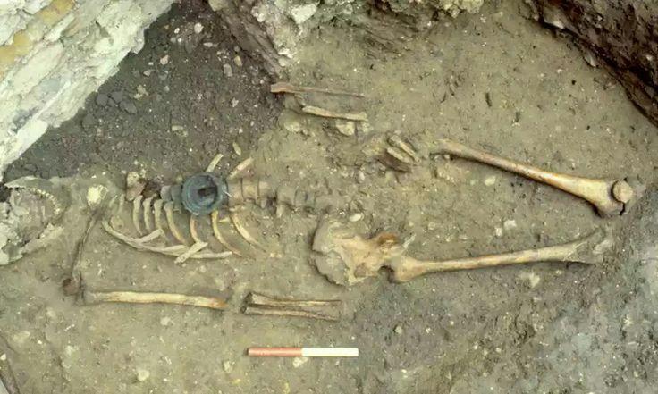 Posh Roman London teen's skeleton to return to her final resting place