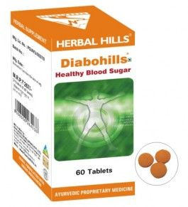 Try Ayurvedic Remedies for common ailments, Herbal Hills Diabohills helps you maintain a healthy blood sugar level