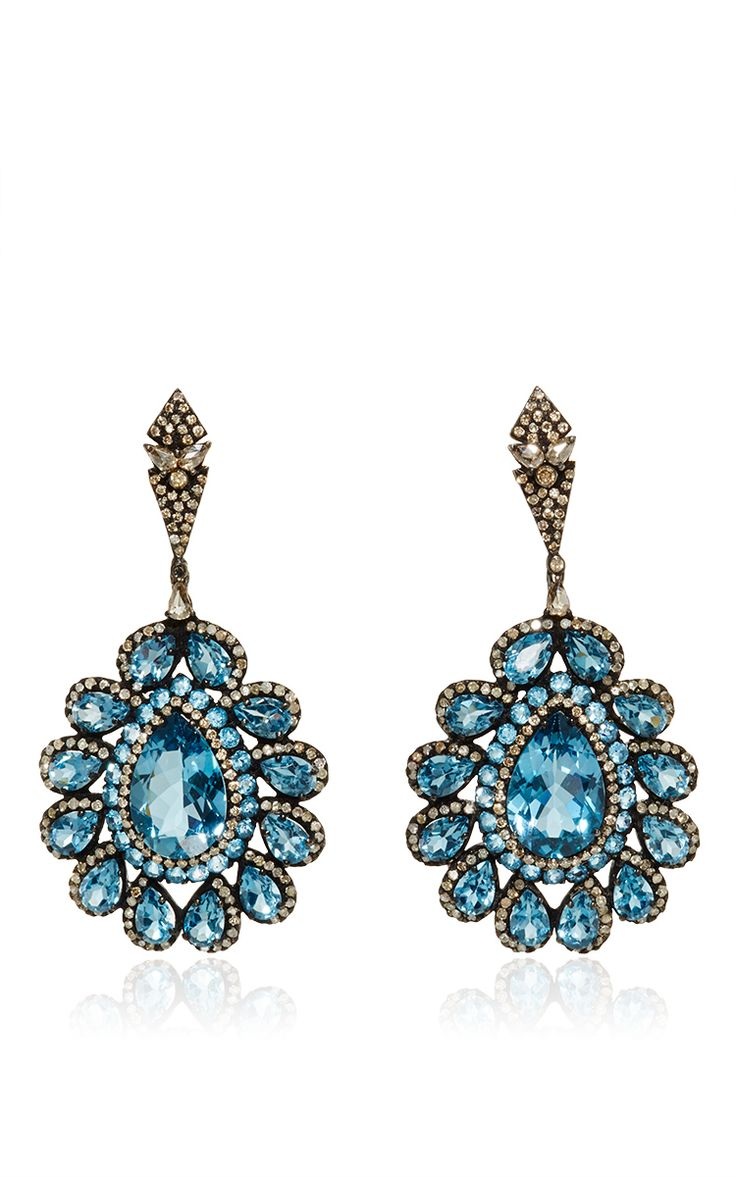 Nilima Earrings by LAUREN CRAFT COLLECTION for Preorder on Moda Operandi