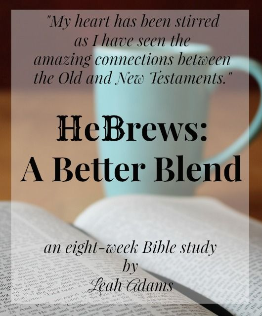 Hebrews Bible Study - Concordia publishing house