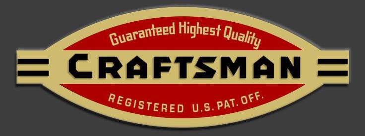 50's Craftsman Logo