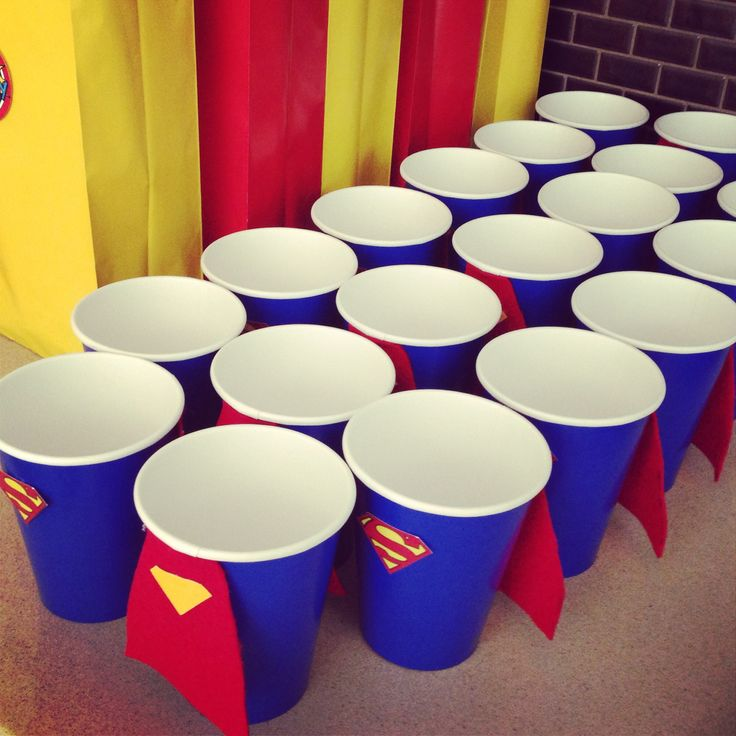 Superman party                                                                                                                                                                                 Más