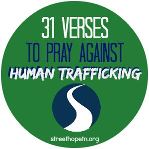 Modern slavery is such a big, evil issue. Where can we begin to pray? Use these 31 Verses to Pray Against Human Trafficking, with ways to focus for each.
