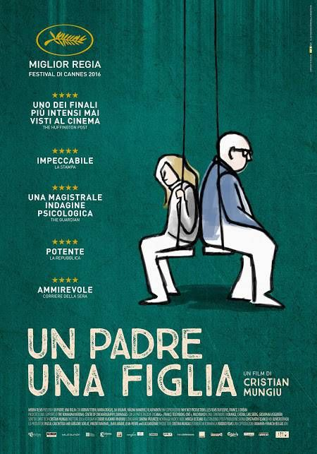 un padre una figlia | Un Padre, Una Figlia (Bacalaureat) è l'ultimo film di Cristian ...
