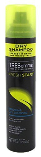 Tresemme' Fresh Start Renewing Dry Shampoo >>> Click on the image for additional details.