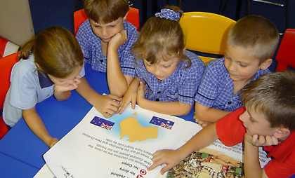 Early childhood explanation for Australia and New Zealand - the ANZAC connection, from anzacday.org.au