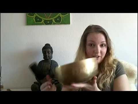 Klankschalen en meditatie - leuk fimpje :-)