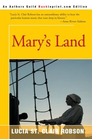 Mary's Land by Lucia Robson.