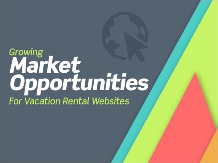 Growing market opportunities for #vacationrental websites  To know more: http://www.slideshare.net/agriya/growing-market-opportunities-for-vacation-rental-websites-52669010