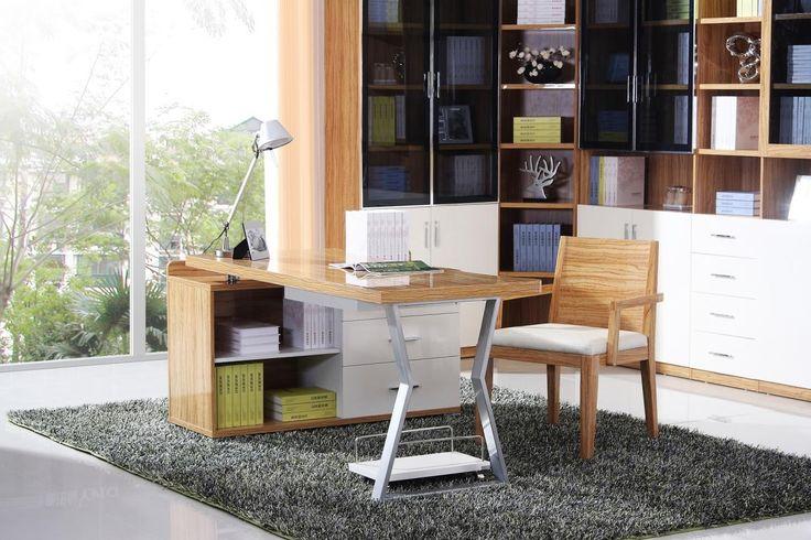 Домашний офис - лучшие идеи оформления