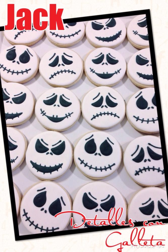 Scary Cookie Connection Halloween Biscuits