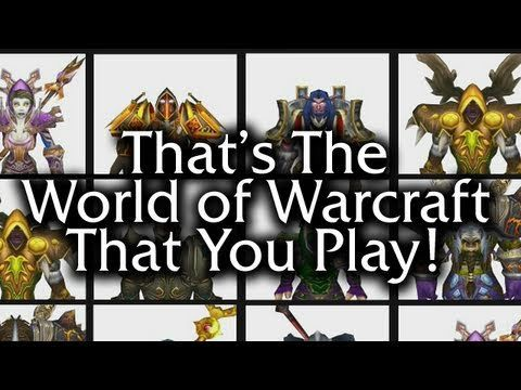 I won't deny it. I love (vanilla) World Of Warcraft. Till they Netflix'ed it.