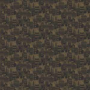 Hertex Fabrics - Lazy Days Coffee