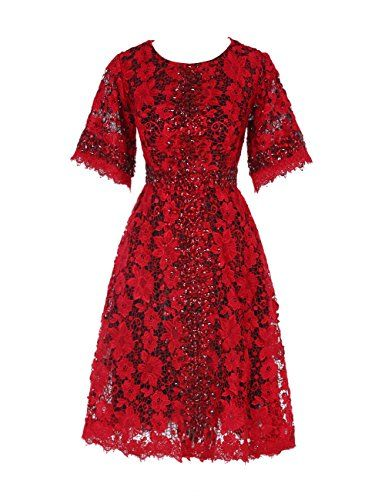 Dresstells Women's Scoop Short Sleeve Lace Prom Dress Evening Dress Dresstells http://www.amazon.co.uk/dp/B016PMPRW2/ref=cm_sw_r_pi_dp_Kin4wb1GYK0GH