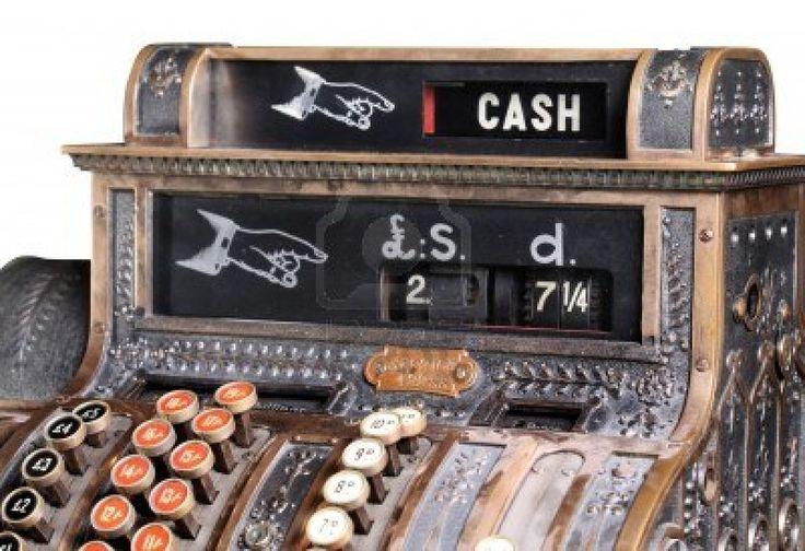 cash register