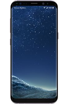 Samsung Galaxy S8 64GB in Orchid Gray