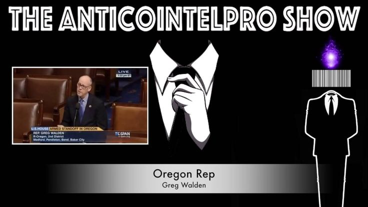 Oregon Rep Greg Walden Pleads To The Weaponized Government To Stop Attac...