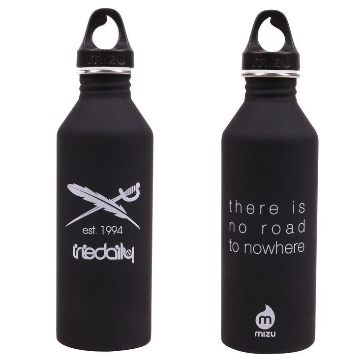 MIZU x IRIEDAILY Trinkflasche