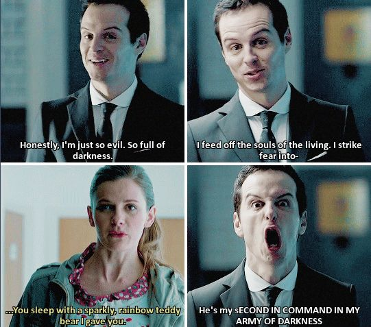 jim moriarty x molly hooper molliarty sherlock sherlock crak incorrect quotes andrew scott louise brealey
