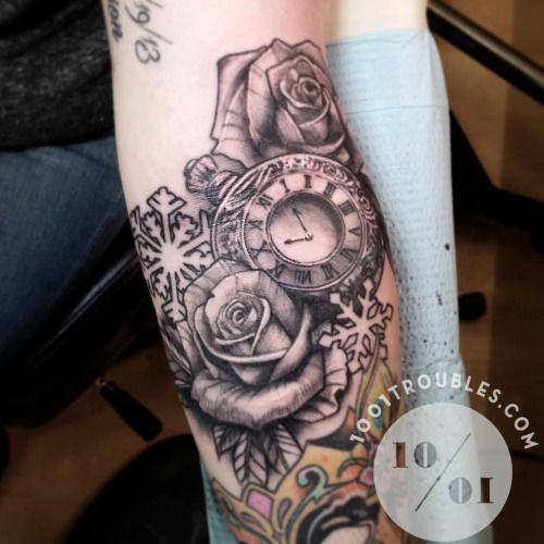 1000 ideas about time piece tattoo on pinterest pieces for Time piece tattoos