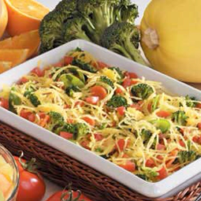 Recipe For Spaghetti Squash: Pin By Jasmine Petty On Glorious Food