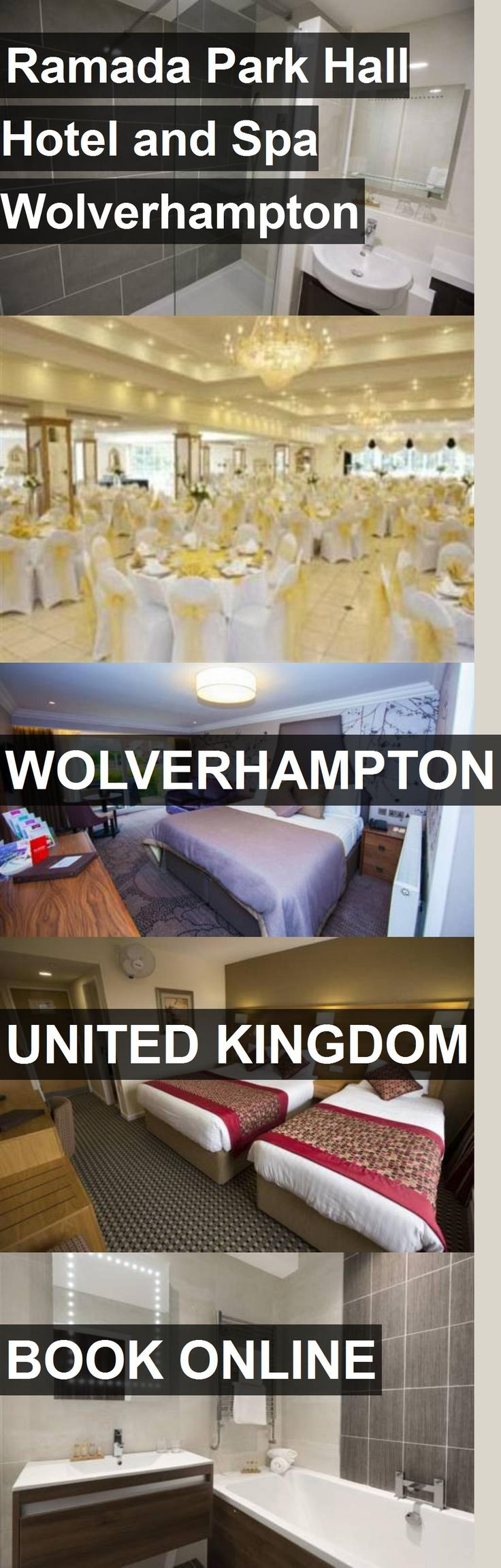 Ramada Park Hall Hotel and Spa Wolverhampton in Wolverhampton, United Kingdom. For more information, photos, reviews and best prices please follow the link. #UnitedKingdom #Wolverhampton #travel #vacation #hotel