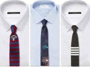 Cravatta maschile: un accessorio che non può mancare Le cravatte rappresentano uno dei principali accessori maschili da sfoggiare in ogni occasione. In vista del nuovo anno appena arrivato, ci si domanda quali saranno i modelli più di tendenza e come sempre si spazierà dai classici fino alle versioni decisamente più originali, con applicazioni e mult #cravattauomo #cravattamaschile