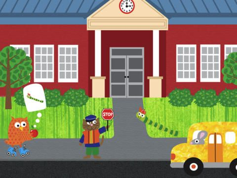 View A Clue Spencer Goes to School ($1.99) Help Spencer at this first day of school! First, click on the friend, view the clue and scroll around. When you find the clue, click on it to find the next clue. See what happens when Spencer gets to the end of the day and plays recess! View a Clue is the revolutionary app engine that is perfect for toddlers hide-and-seek game.