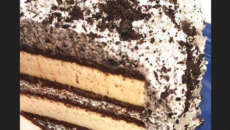 """Holy moly…this dessert is """"da bomb""""…especially if you love those plain old fashion ice sandwiches that you buy from the store. Even though I would be fine with just pulling an ice cream sandwich out of the freezer and eating it, I can't help but to want this awesome concoction. It's only 3 parts to …"""