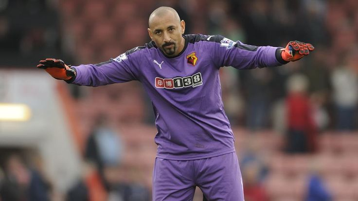 Heurelho Gomes - Watford FC legend