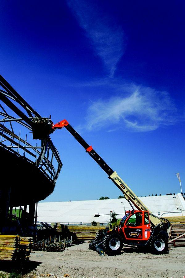 Ładowarka teleskopowa - RIWAL