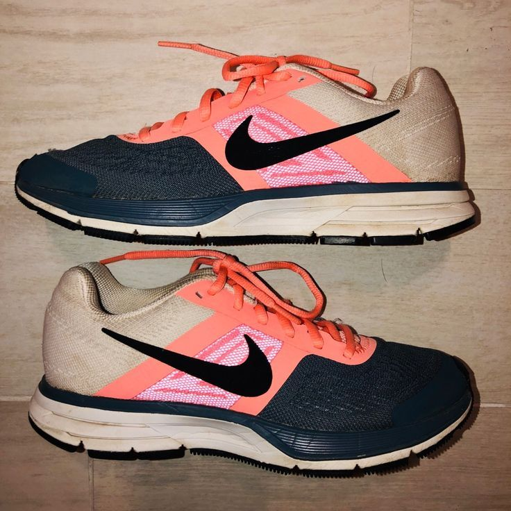 Goma de dinero artería repollo  Nike Shoes | Nike Pegasus 30 Zoom Running Shoes 7.5 | Color: Gray/Pink |  Size: 7... - | Nike shoes women, Nike, Cute nikes