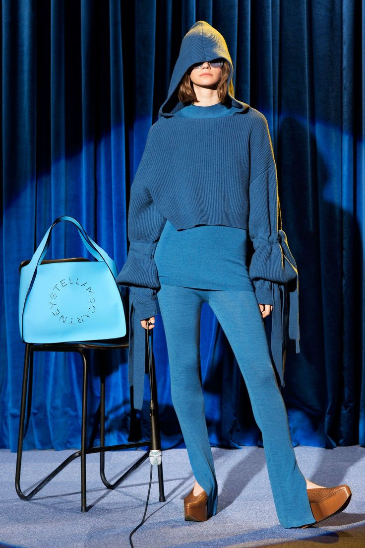 Stella McCartney Resort 2018 Fashion Show