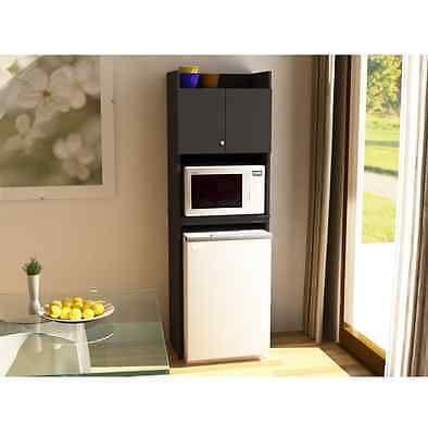 Exceptional Dorm Fridge Storage Cabinet Unit Microwave Organizer Shelf Small Room  College Part 17
