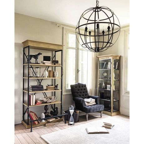 1000 id es sur le th me lustre maison du monde sur pinterest. Black Bedroom Furniture Sets. Home Design Ideas