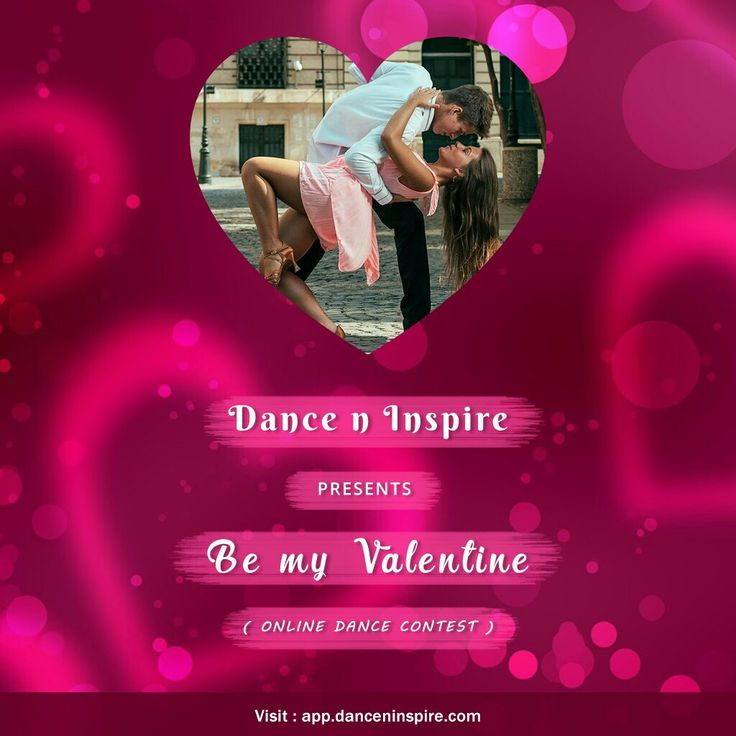 What could be a better way than - To propose your love through the medium of dance?  Shoot your dance video on any of the romantic songs in this world, dedicating it to the love of your life. Post it on @danceninspire app (Link in profile)  We will play y